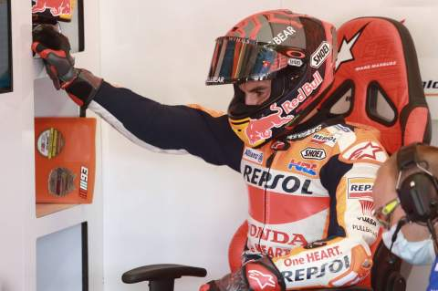 Marquez undergoes second surgery, requires 48-hour hospital stay