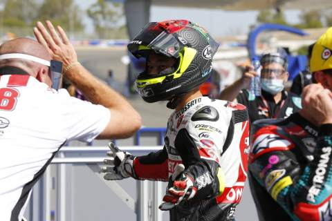 Moto3 Andalucia: Suzuki victory throws championship wide open