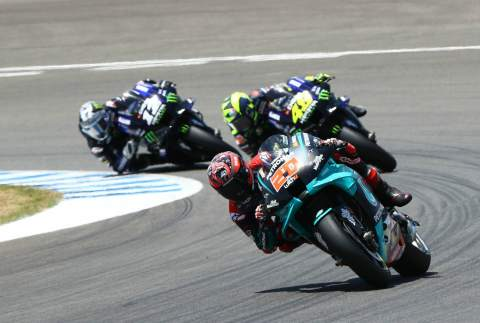 Yamaha withdraws MSMA engine request, 'can manage'