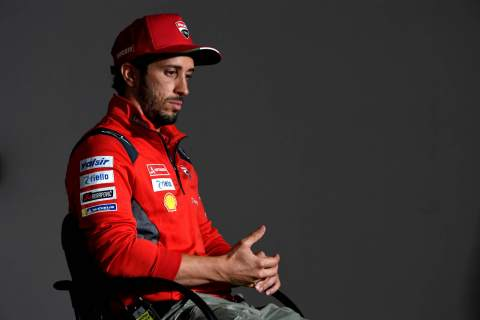 Dovizioso and Ducati must 'regain feeling' for Austria after Brno flop