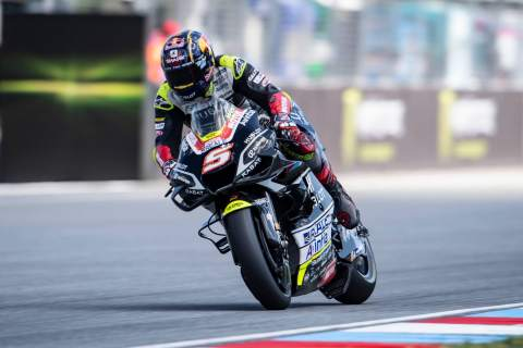 Brno MotoGP - Full Qualifying Results