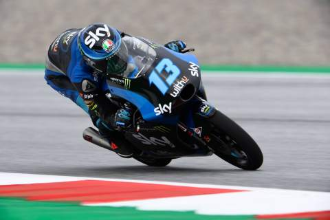 Moto3 Styria: Vietti storms to maiden win