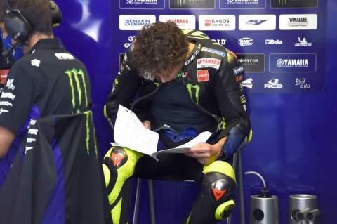 Rossi: Lower revs, more braking, everybody fast