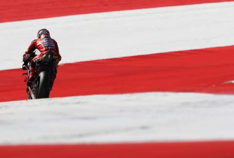 Rivals react to Dovizioso-Ducati split