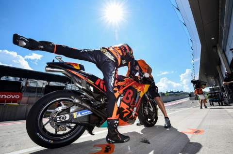 Concessions: KTM can develop engine until 2021