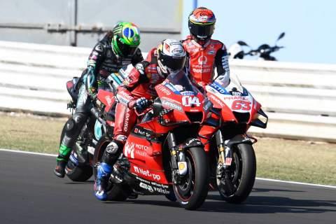 Andrea Dovizioso, San Marino MotoGP, 11 September 2020
