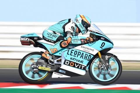 Jaume Masia, San Marino Moto3. 11September 2020