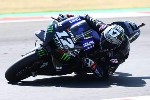 Maverick Vinales, San Marino MotoGP. 11 September 2020