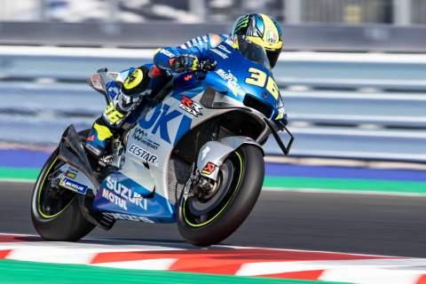 Joan Mir, Emilia Romagna MotoGP. 18 September 2020