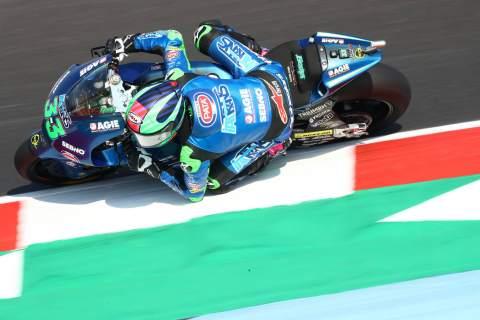 Enea Bastianini , Moto2, Emilia Romagna MotoGP. 18 September 2020