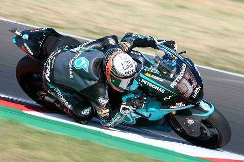 Xavi Vierge, Moto2, Emilia Romagna MotoGP, 19 September 2020