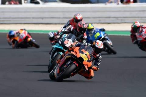 'Shocking' podium highlights KTM progress - Espargaro