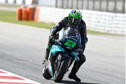 Franco Morbidelli, Catalunya MotoGP. 25 September 2020
