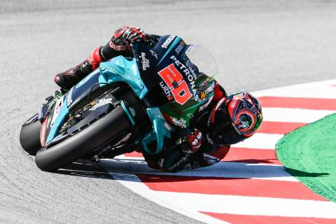 Catalunya MotoGP, Barcelona - Free Practice (3) Results