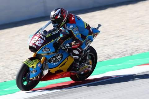 Sam Lowes , Moto2 , Catalunya MotoGP. 25 September 2020