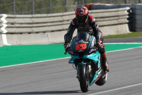Fabio Quartararo, Catalunya MotoGP. 26 September 2020
