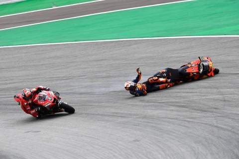 Pol Espargaro, Catalunya MotoGP race. 27 September 2020