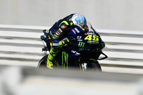 'Old school' Valentino Rossi would welcome radios in MotoGP