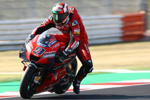 Danilo Petrucci: Clear we are still missing something