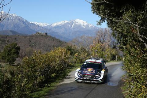 Ogier strengthens WRC title lead with Tour de Corse victory