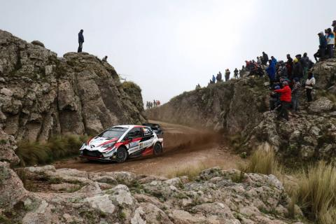 Tanak seals maiden Toyota win at Rally Argentina
