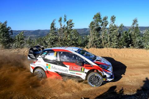 Rally de Portugal - Results (Leg 1 - Top 15)