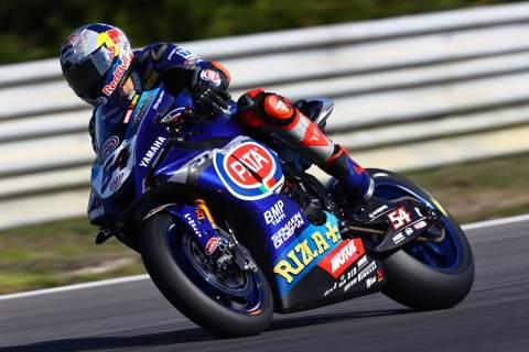 Yamaha, Pata confirm 2021 WorldSBK contract extension
