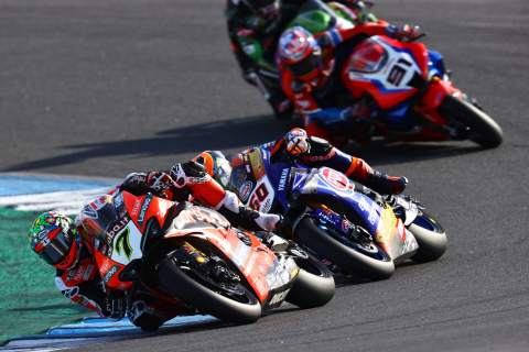 WorldSBK Estoril 2020: Hasil Lengkap Race 2 di Estoril