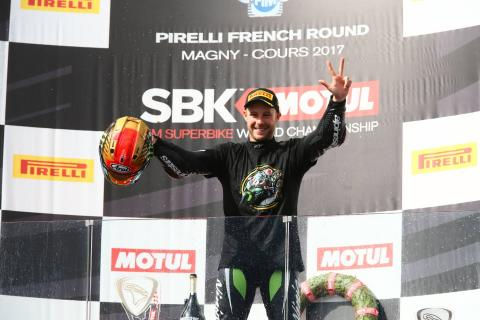 Jonathan Rea clinches historic World Superbike title