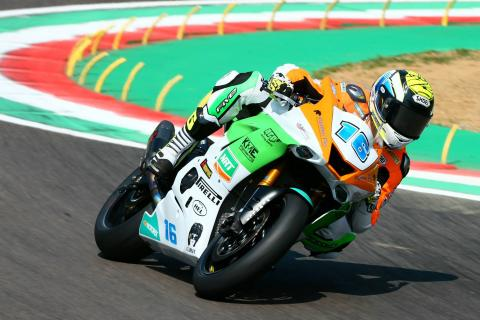 Cluzel wins Imola thriller as Sofuoglu bows out