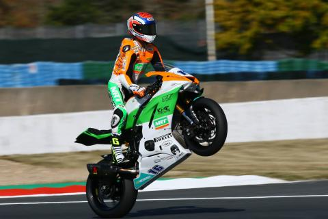 Cluzel storms to home win to close gap to Cortese