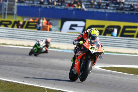 Bautista unstoppable in Assen clean sweep