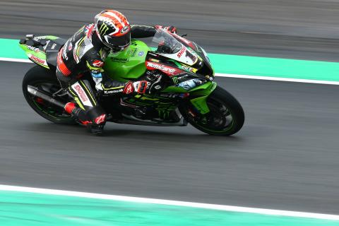 Magny-Cours WorldSBK - Superpole Qualifying Results