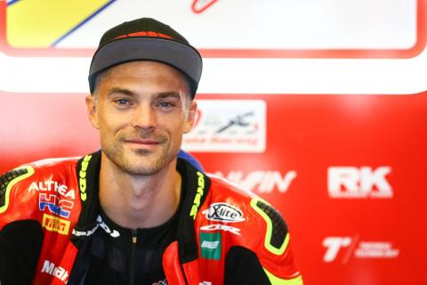Leon Camier gives up racing to become Honda WorldSBK team manager