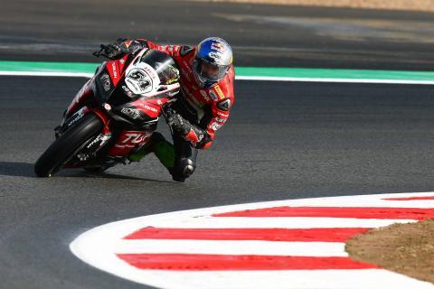 Razgatlioglu takes first World Superbike win in last-lap duel with Rea