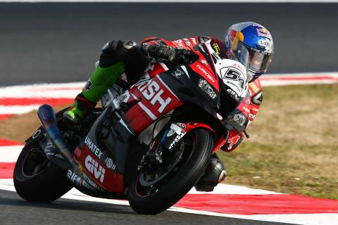 Magny-Cours WorldSBK - Warm-up Results
