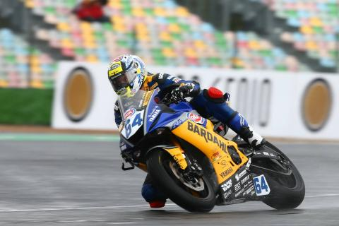 Magny-Cours WorldSSP - Warm-up Results