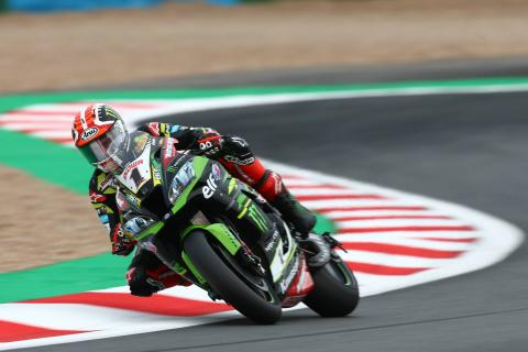 Rea wins to take World Superbike title with Bautista out