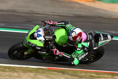 Magny-Cours WorldSSP - Race Results