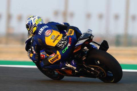 Caricasulo grabs pole position for World Supersport decider