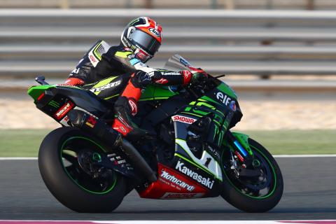 Rea wins again in Qatar sprint race