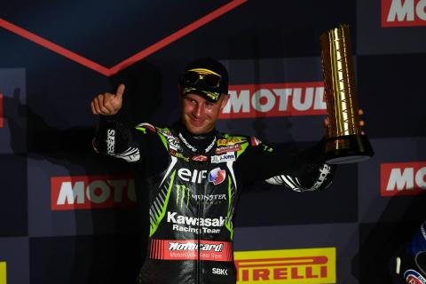 Rea caps World Superbike season with 17th win for Qatar hat-trick