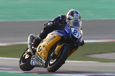 Mahias wins in Qatar, Krummenacher holds on for World Supersport title