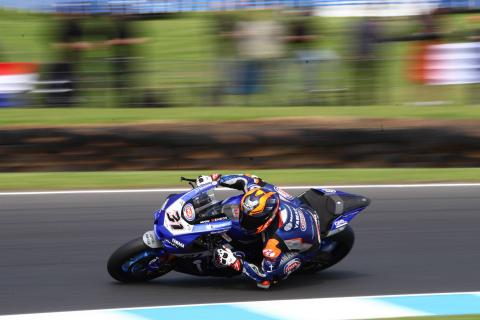 Gerloff, Laverty out of rest of Phillip Island WorldSBK