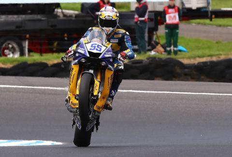 Locatelli dominates for debut World Supersport win