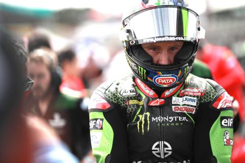 Rea vents frustration following dramatic 2020 WorldSBK opener