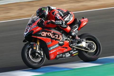 Redding notches up maiden WorldSBK pole in Jerez