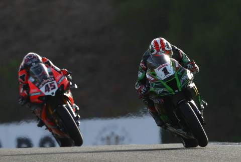 WorldSBK Jerez - Superpole Race Results