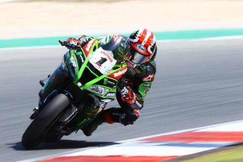 WorldSBK Portimao - Superpole Race Results