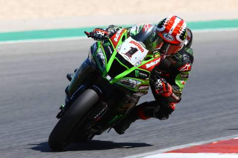 WorldSBK Portimao - Superpole Qualifying Results